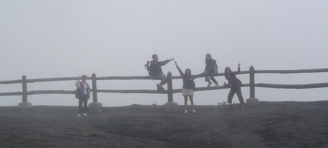 alajuela costa rica day trip to irazu volcano with california guests