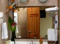 Rain Forest Casita bathroom