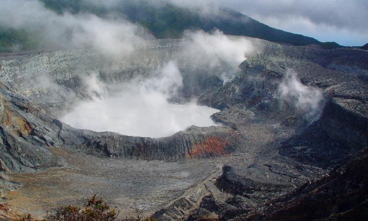 poas volcano pura vida